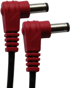 Red cable 2.5 mm