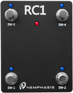 PB-8 Foot Controller Remote Control