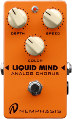 Liquid Mind Anlaog Chorus