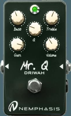 Mr.Q Driwah
