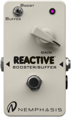 Reactive booster/buffer
