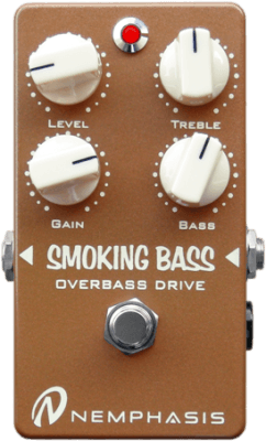 Smoking Bass Overdrive