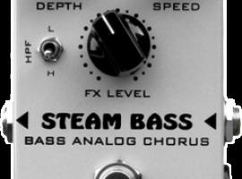 Steam Bass Analog Chorus