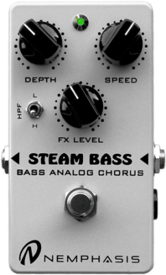 Steam Bass Analog Chorus