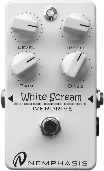 White Scream Overdrive