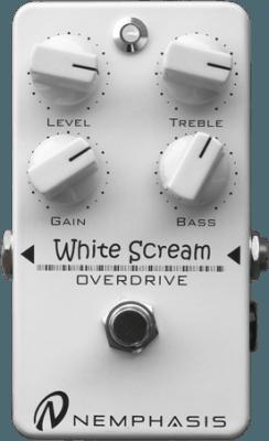 White Scream Overdrive