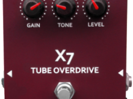 X7 Tube Overdrive